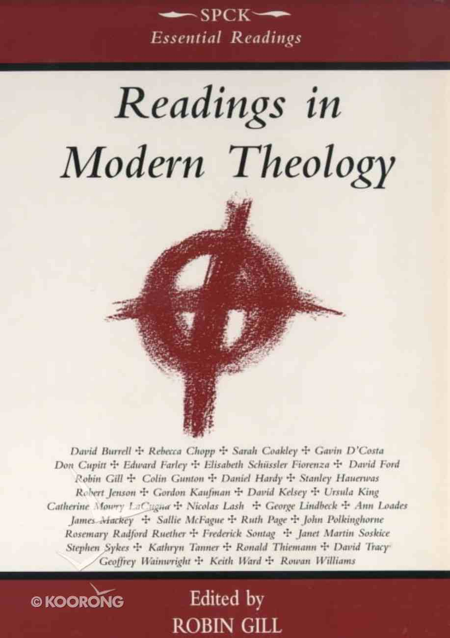 Reading in Modern Theology Paperback