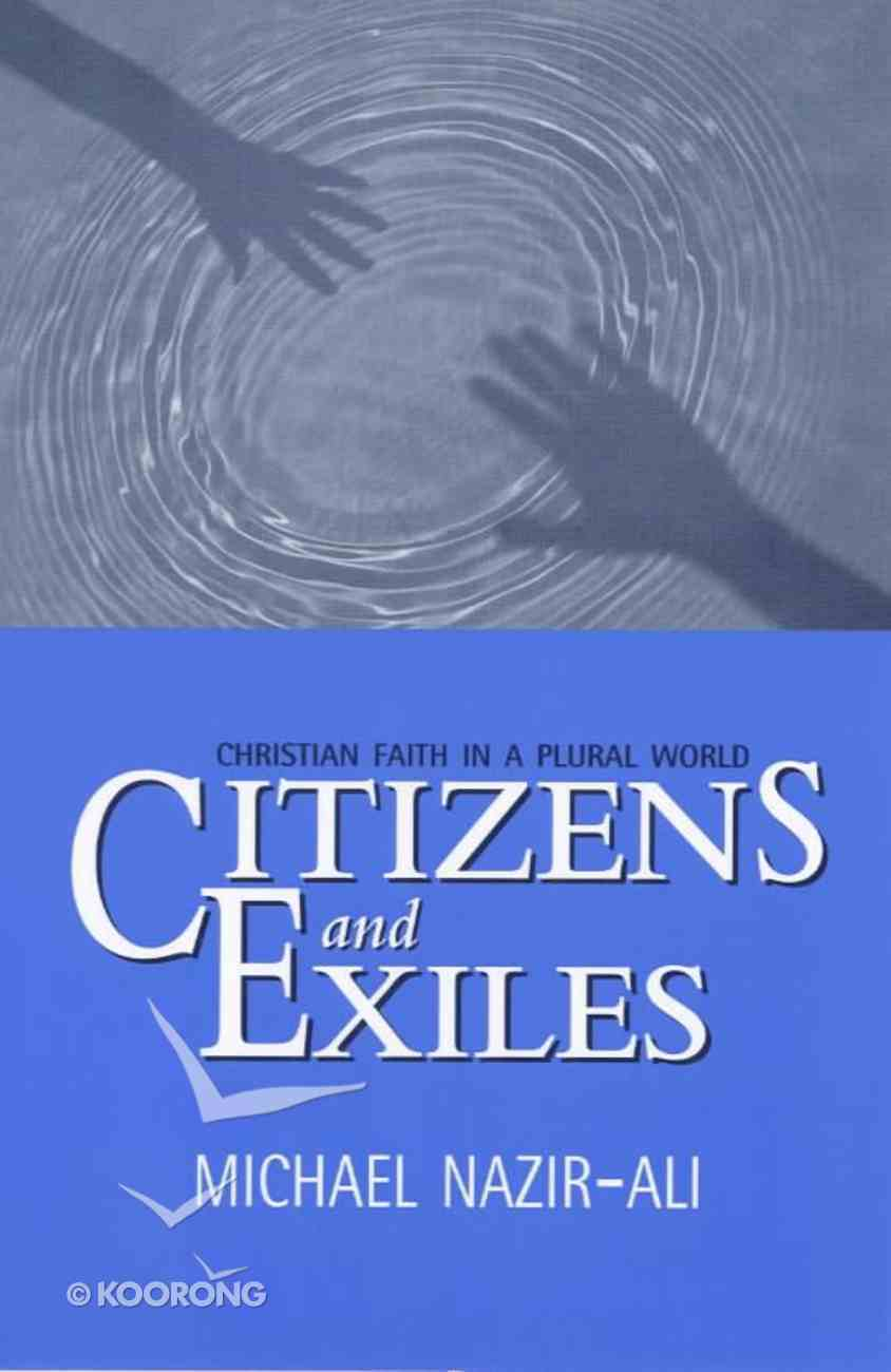 Citizens and Exiles Paperback