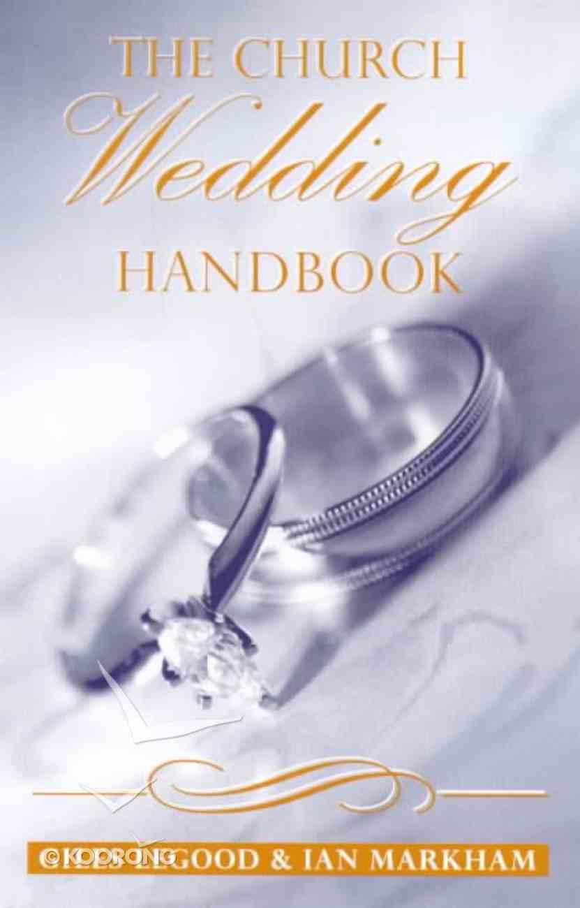 The Church Wedding Handbook Paperback