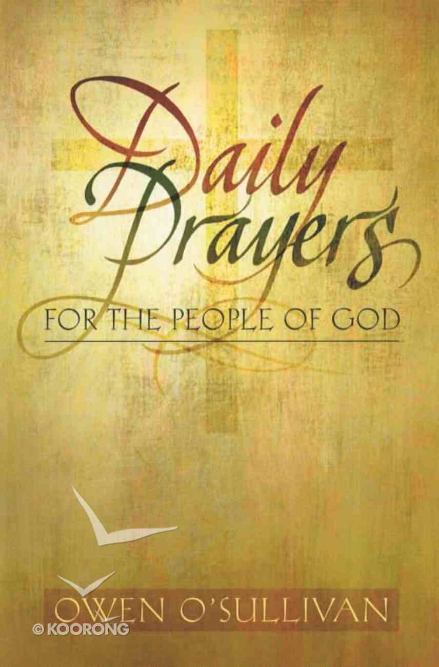 Daily Prayers For People of God Paperback