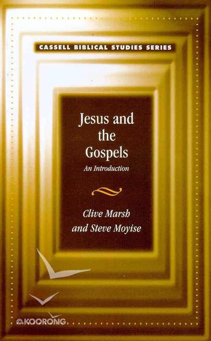 Jesus and the Gospels Paperback