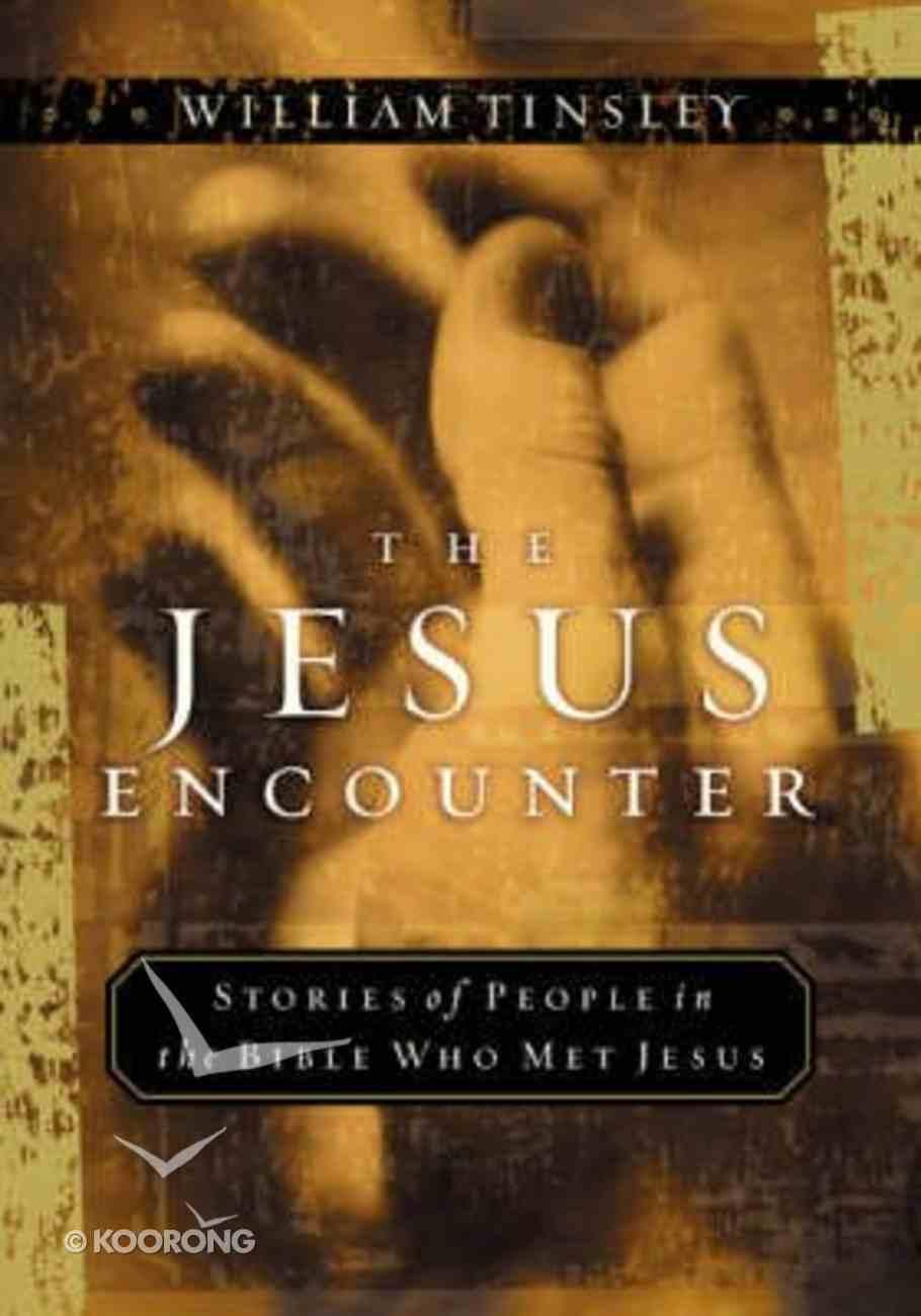 The Jesus Encounter Hardback