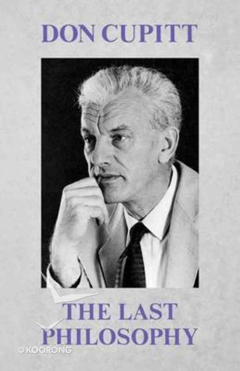 A Last Philosophy Paperback