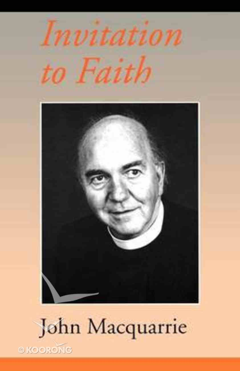 Invitation to Faith (2nd Edition) Paperback