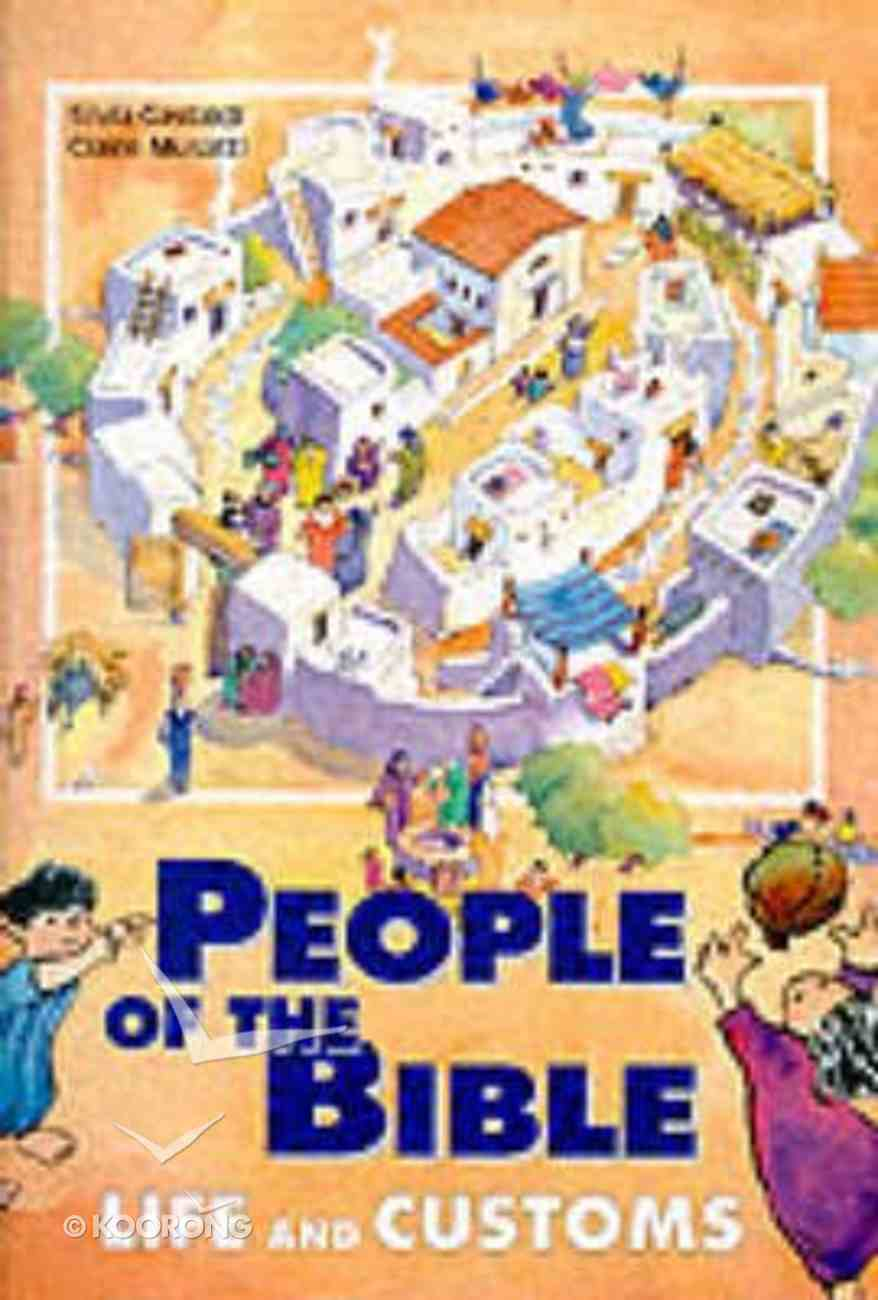 People of the Bible Paperback