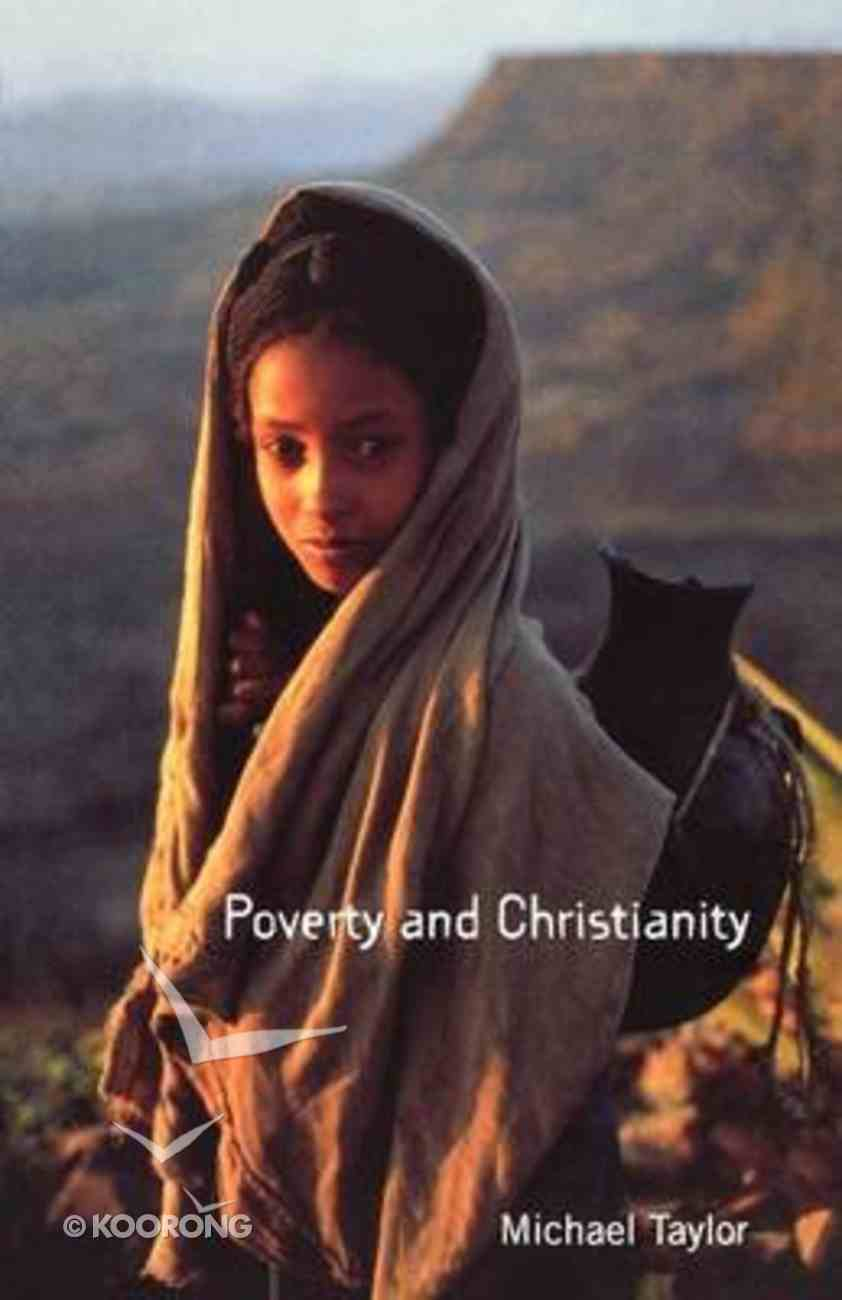 Poverty and Christianity Paperback