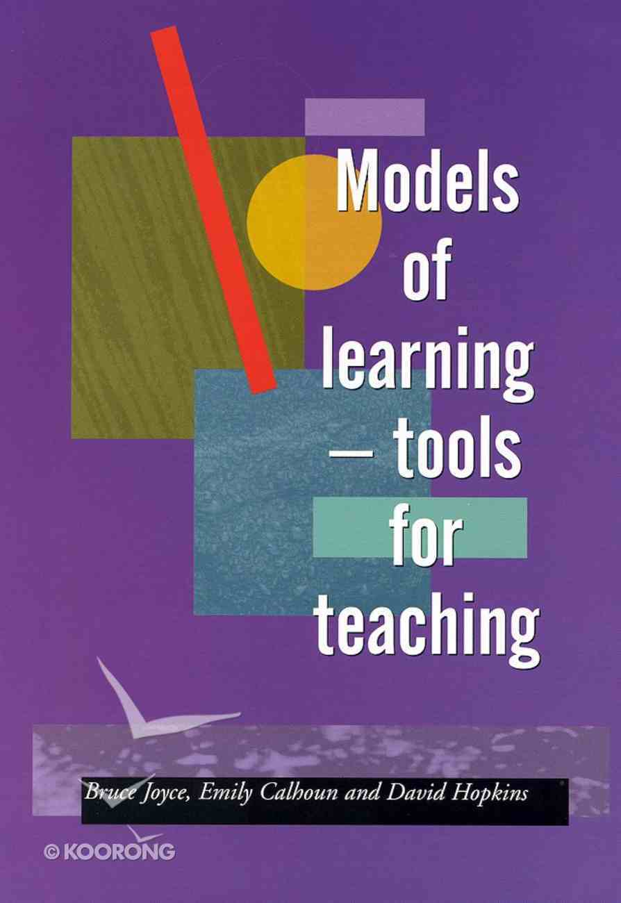 Models of Learning - Tools For Teaching Paperback