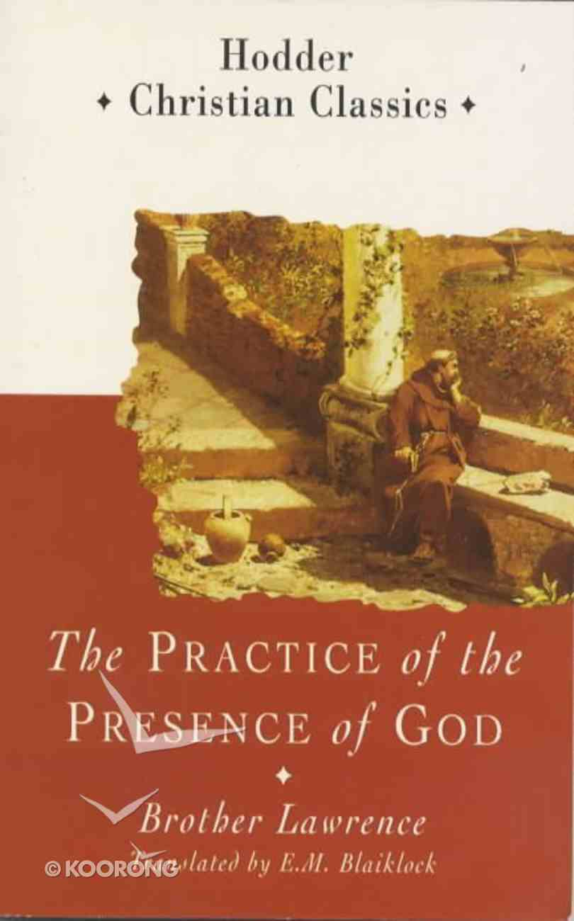The Practice of the Presence of God Paperback