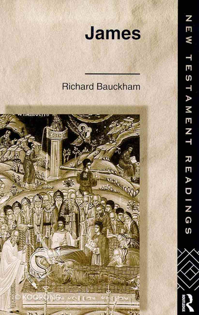 James (New Testament Readings Series) Paperback