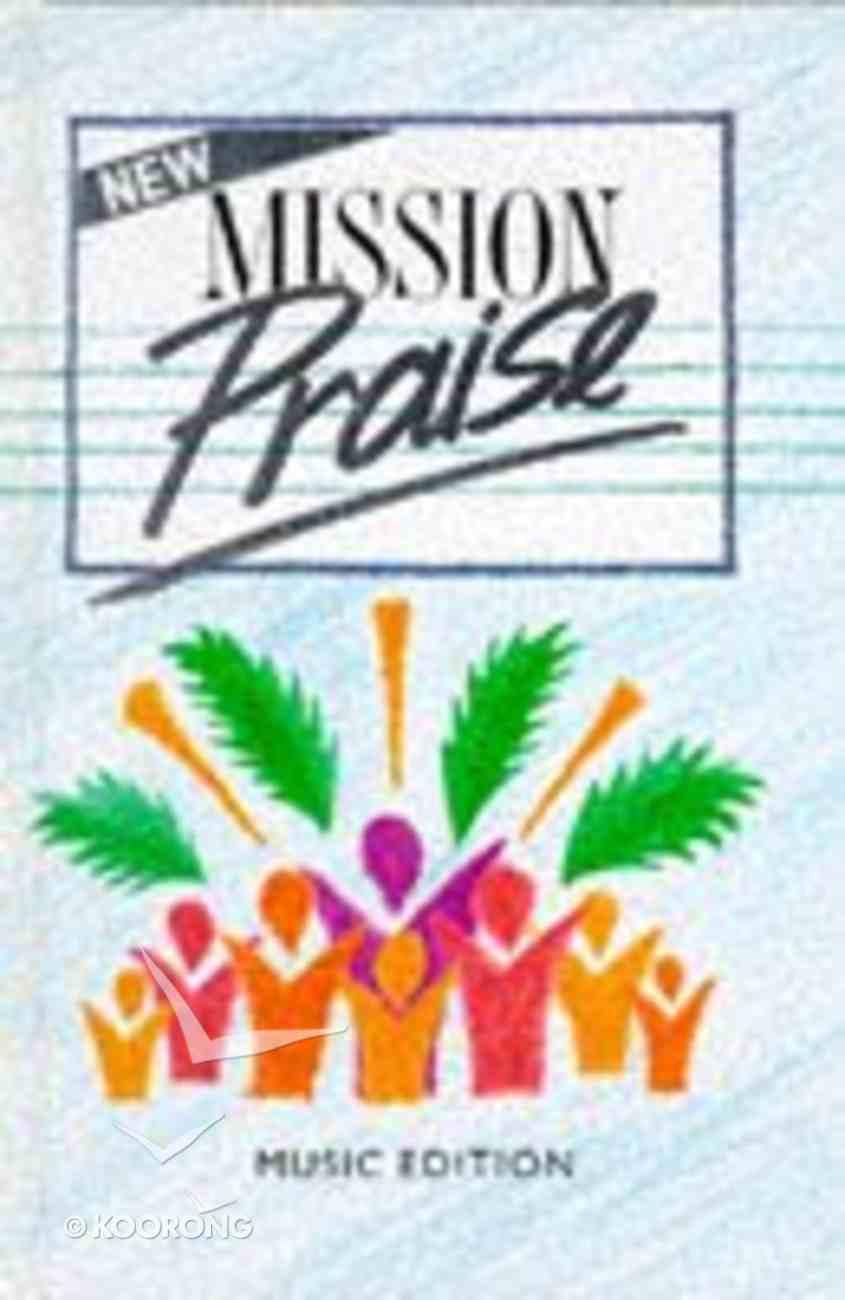 New Mission Praise Music Hardback