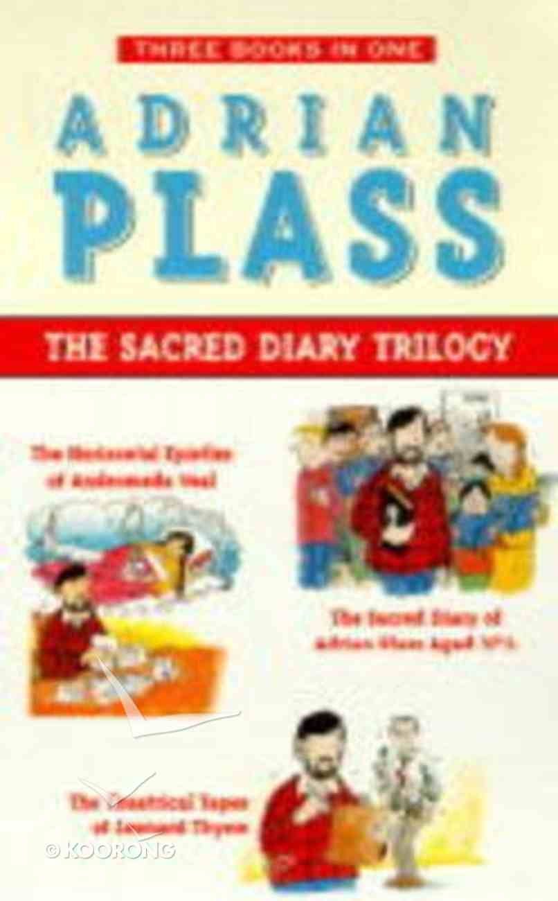 The Sacred Diary Trilogy Paperback