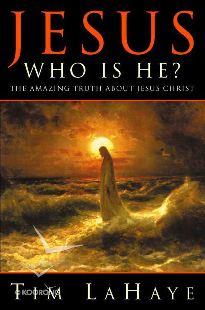 Jesus Who is He? Paperback