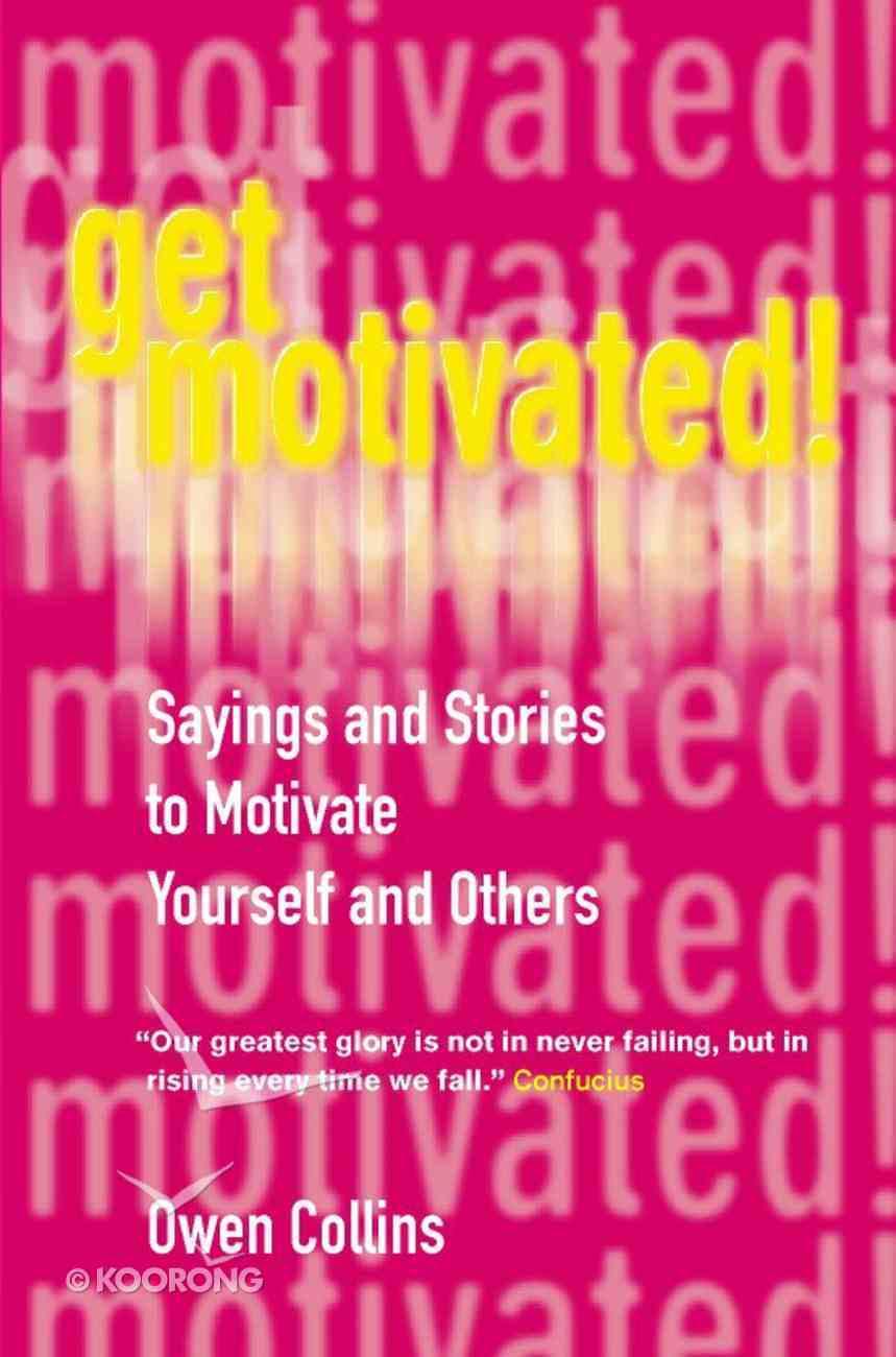 Get Motivated! Paperback