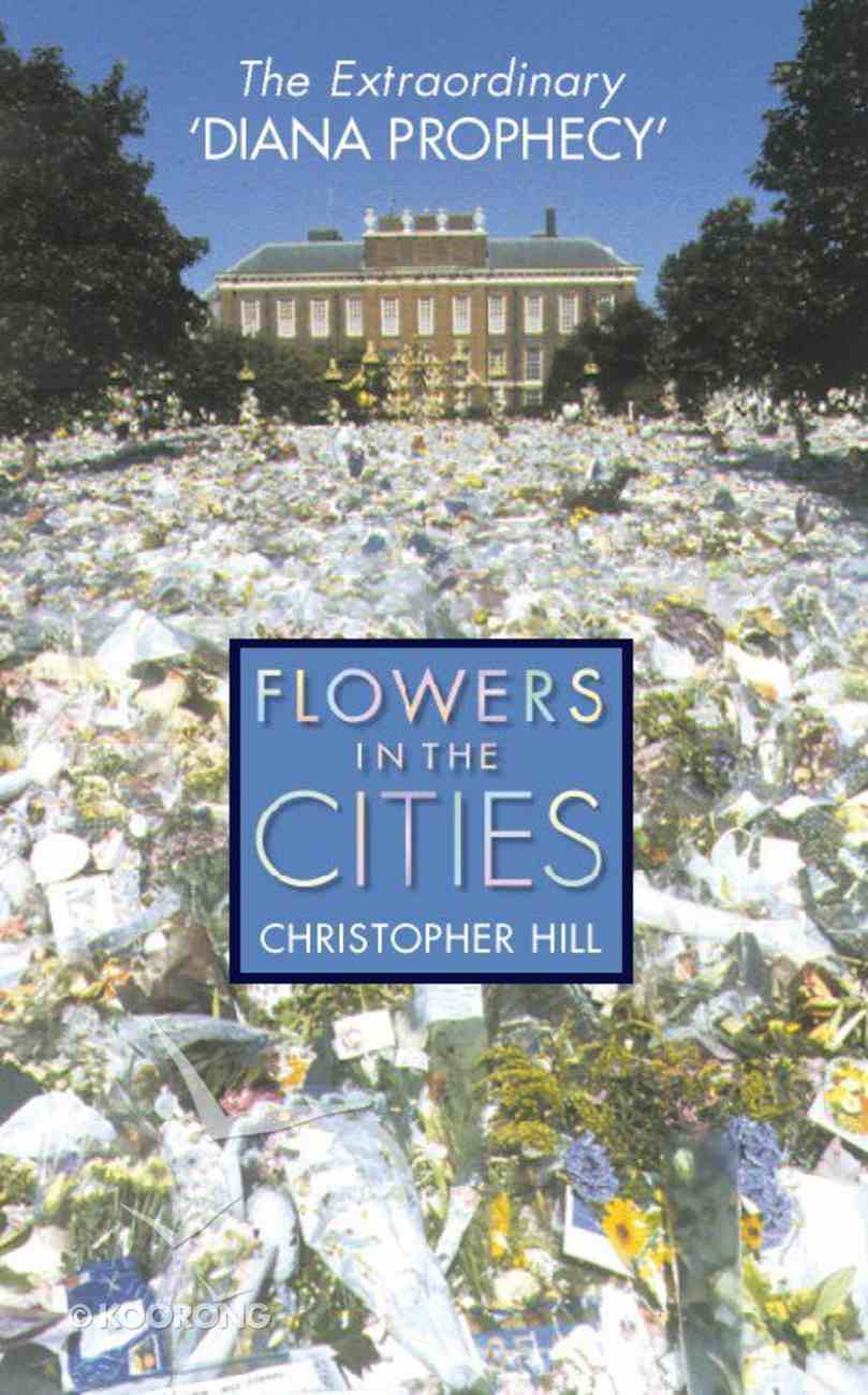Flowers in the Cities Paperback