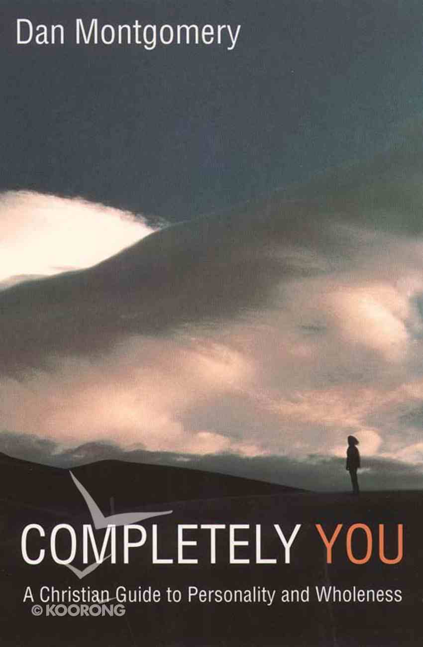 Completely You Paperback