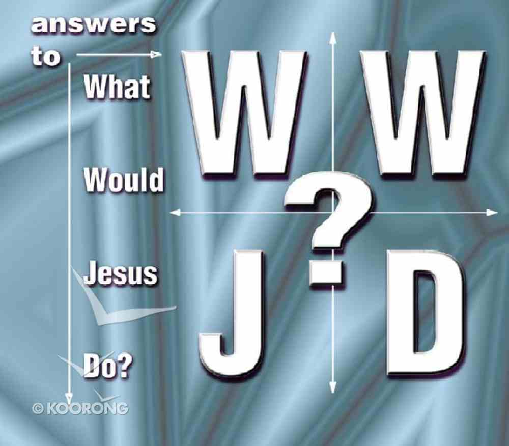 What Would Jesus Do Paperback