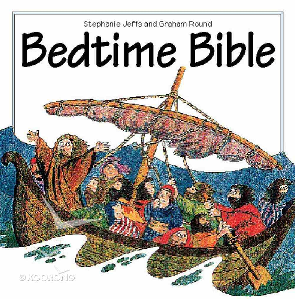 Bedtime Bible Hardback