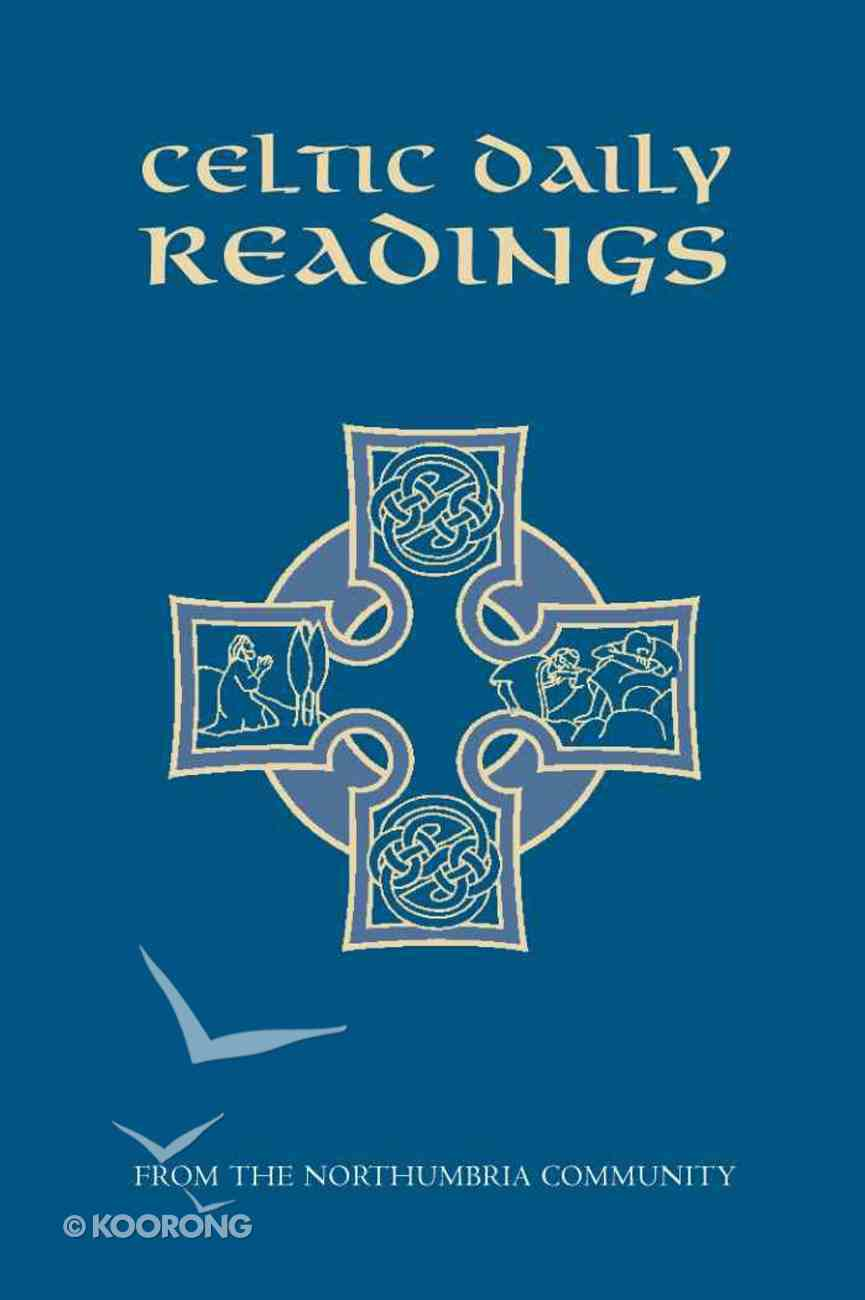 Celtic Daily Readings Paperback