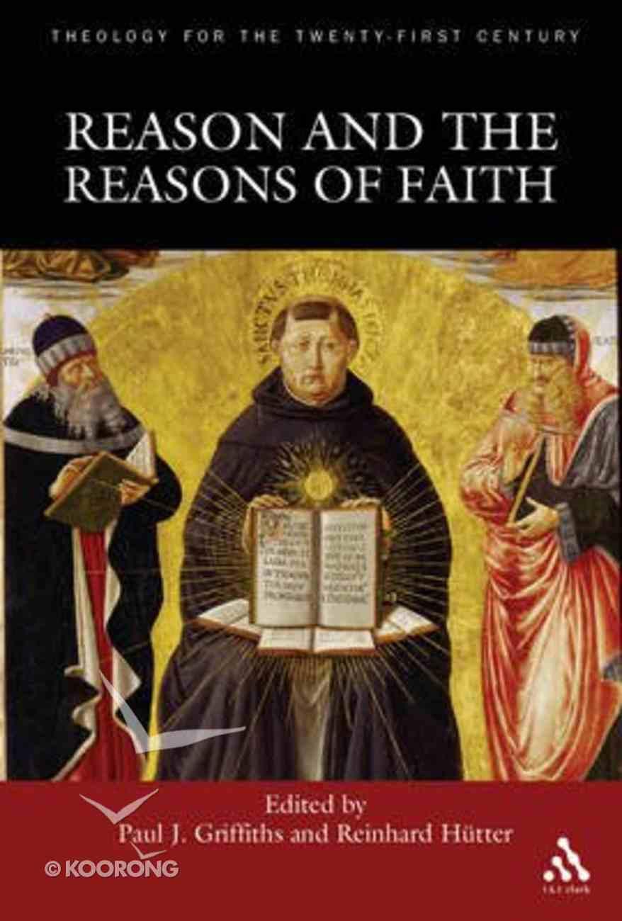 Reason and the Reasons of Faith Hardback