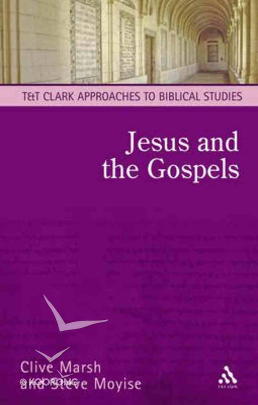 Jesus and the Gospels (T&t Clark Approaches To Biblical Studies Series) Paperback