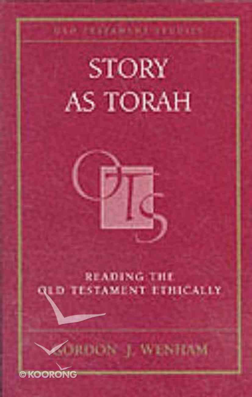 Story as Torah Hardback