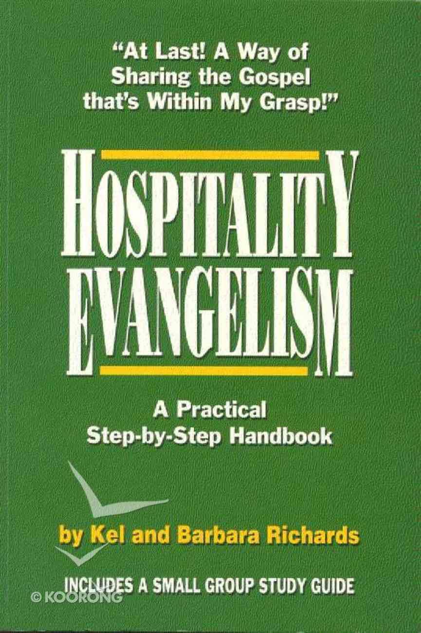 Hospitality Evangelism Paperback