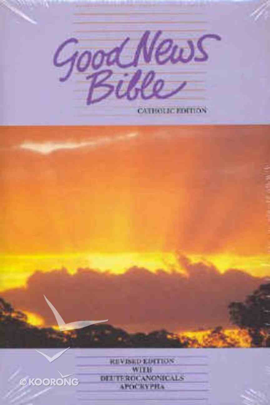 GNB Australian Text Catholic With Apocrypha/Deuterocanonicals Hardback