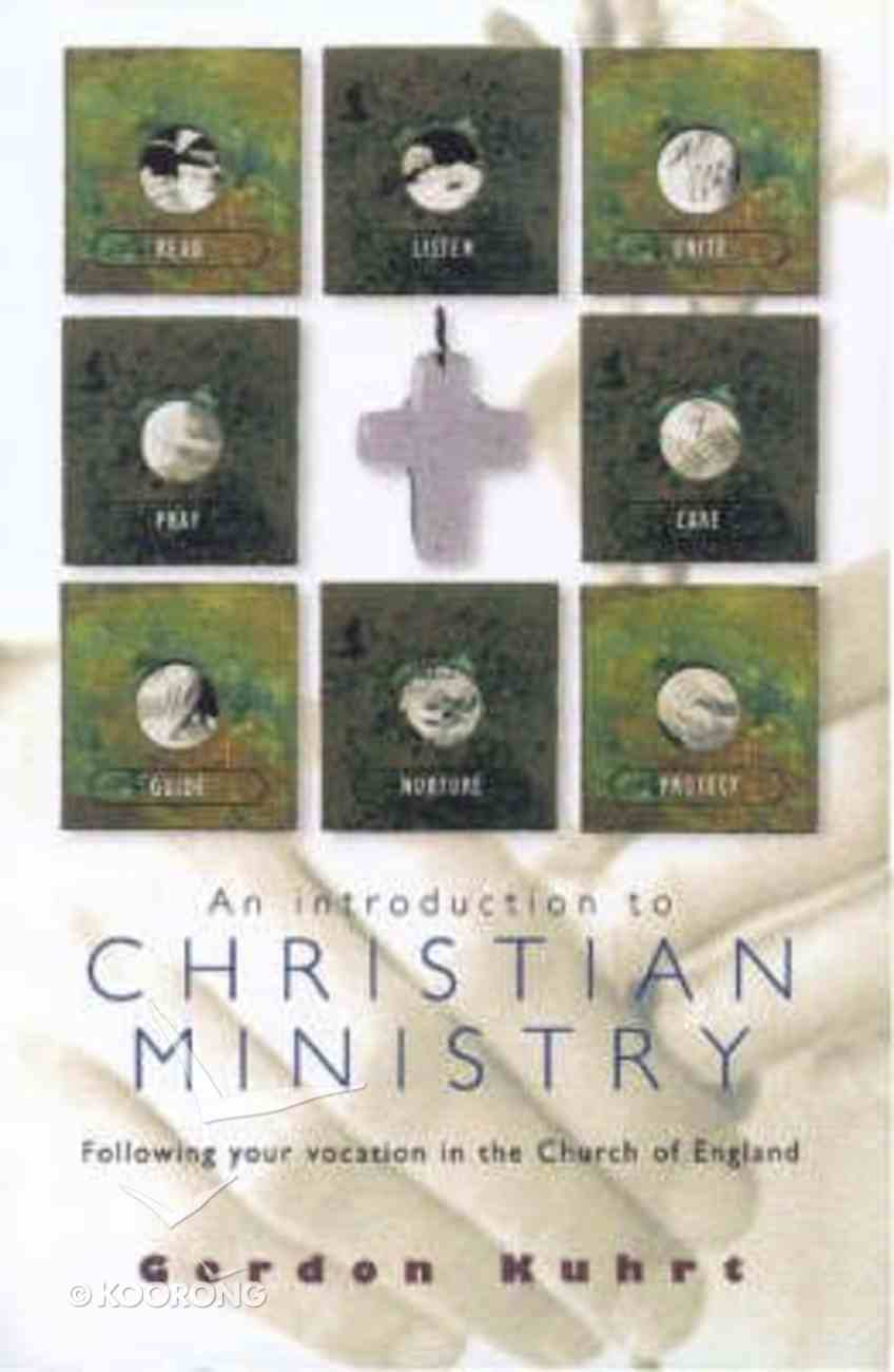An Introduction to Christian Ministry Paperback