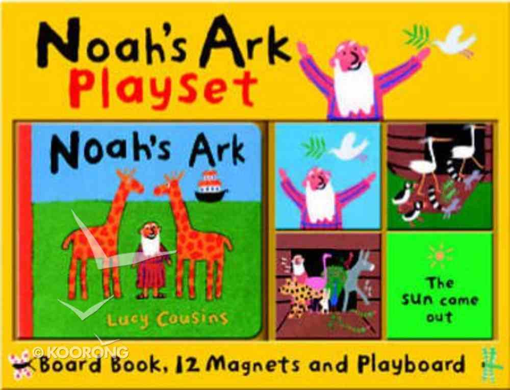 Noah's Ark Playset Pack