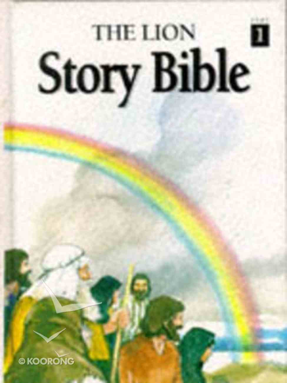 Lion Story Bible Old Testament (Volume 1) (Lion Story Bible Series) Hardback