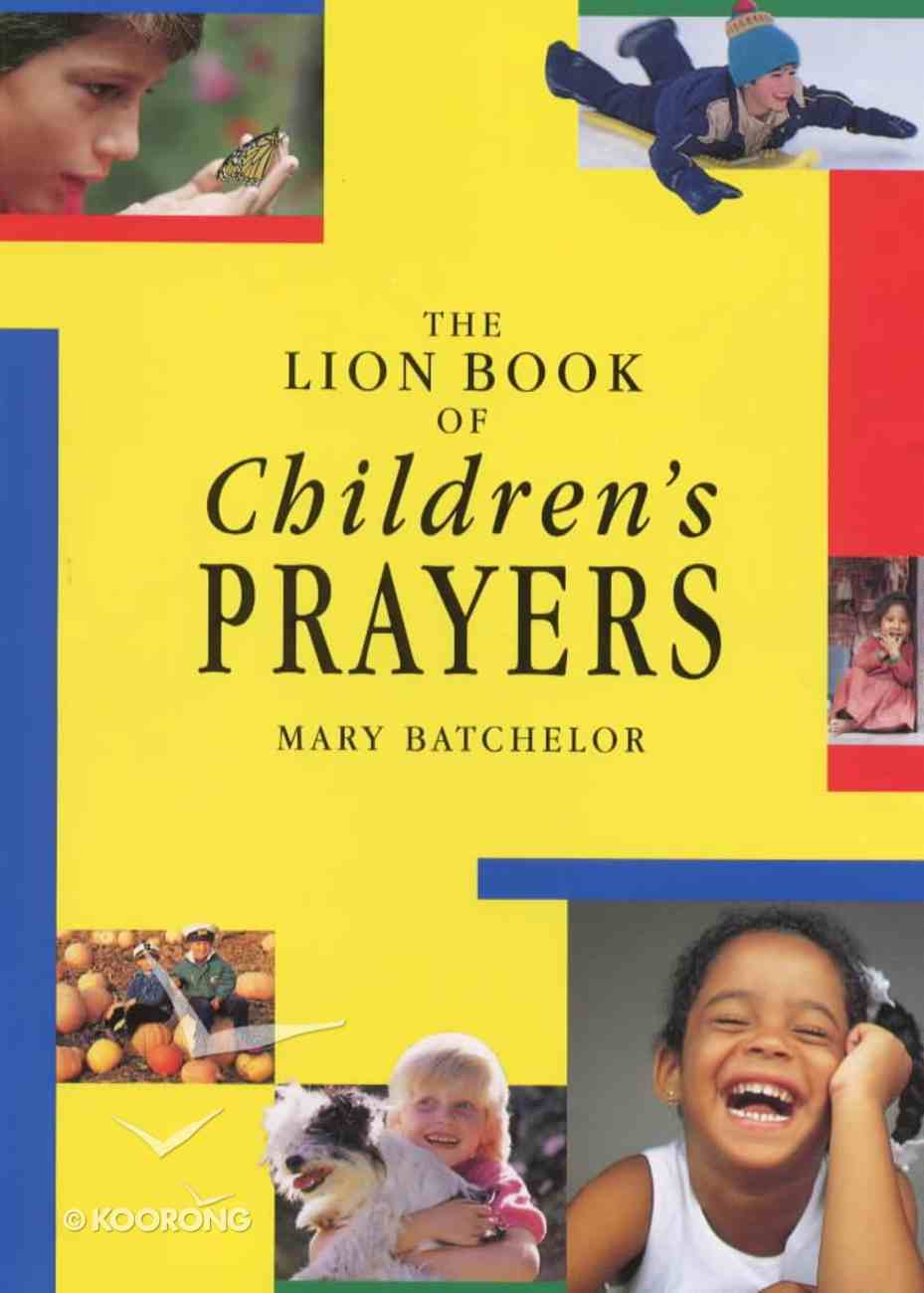 The Lion Book of Children's Prayers Paperback