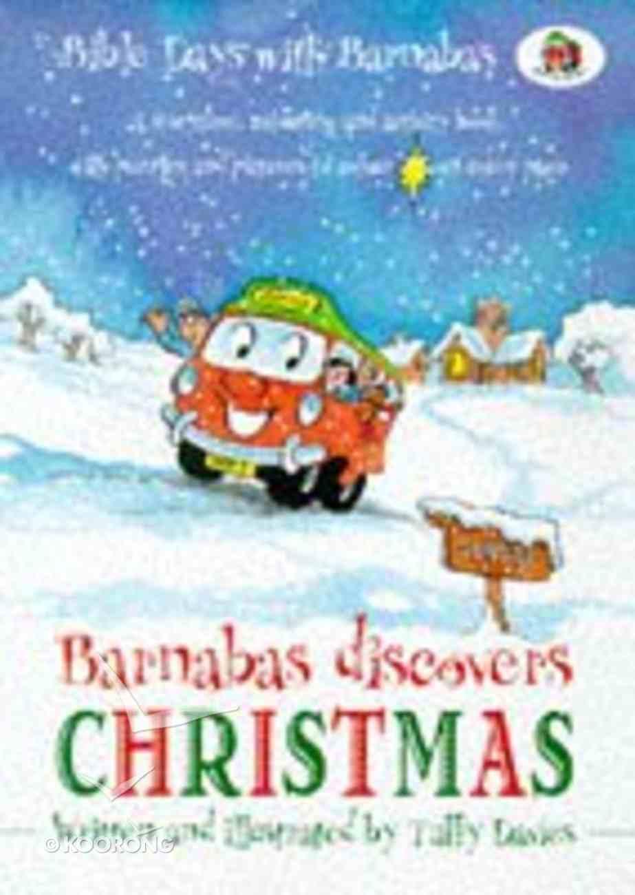 Barnabas Discovers Christmas Paperback