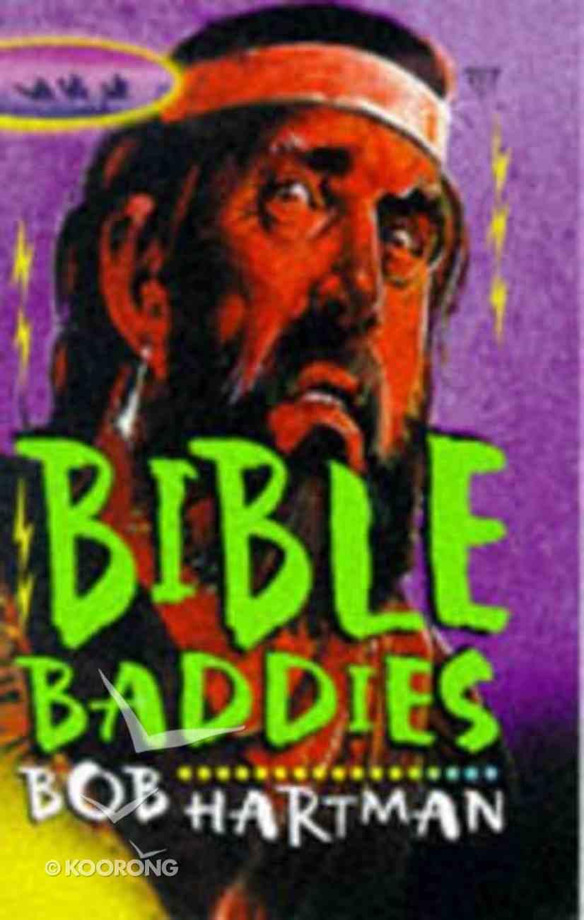 Bible Baddies Hardback