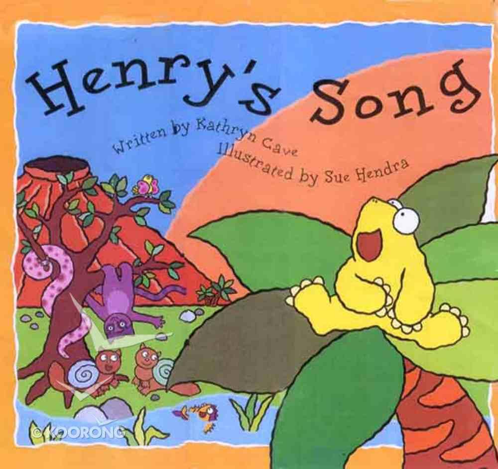 Henry's Song Hardback