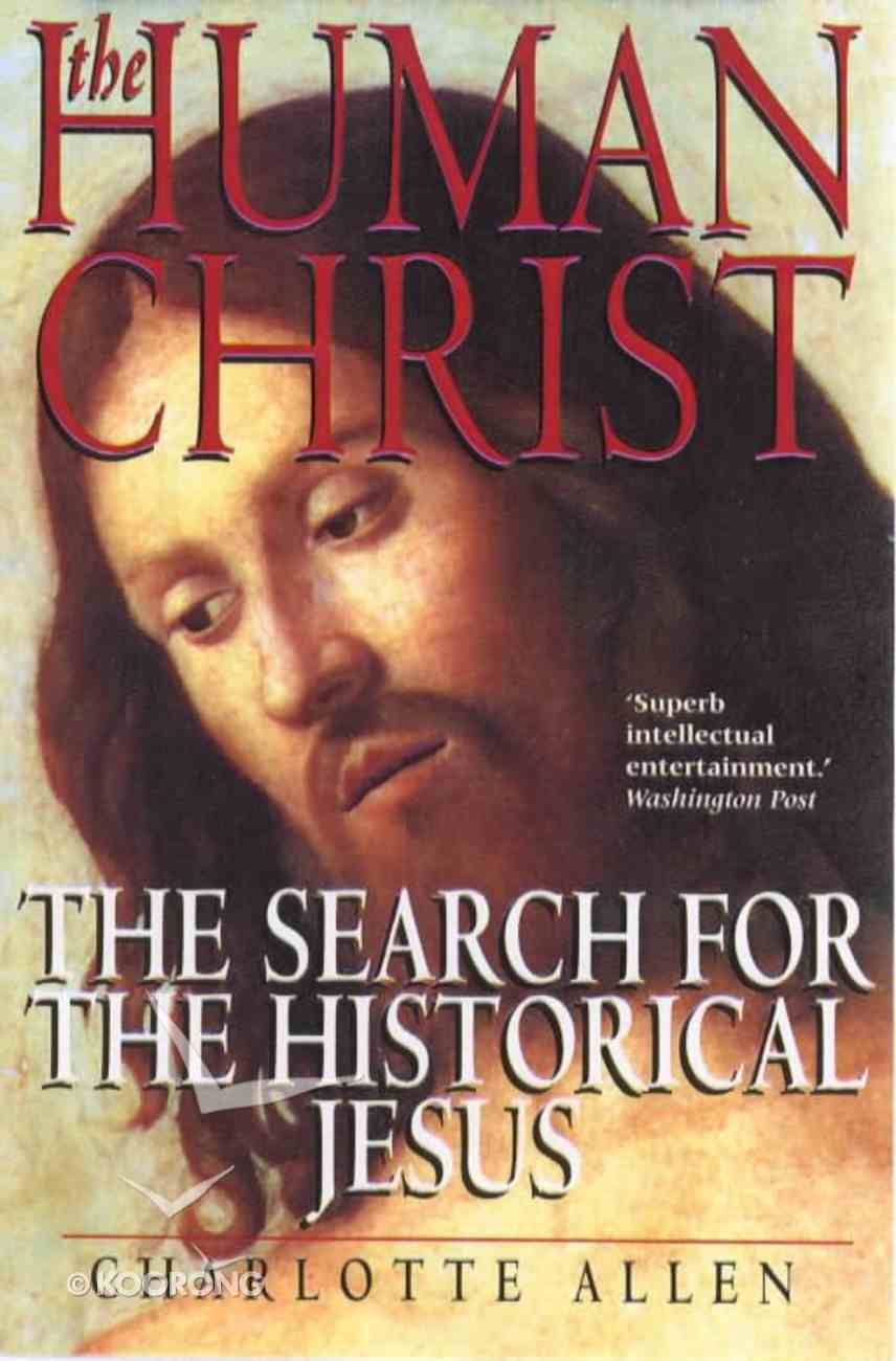 The Human Christ Paperback