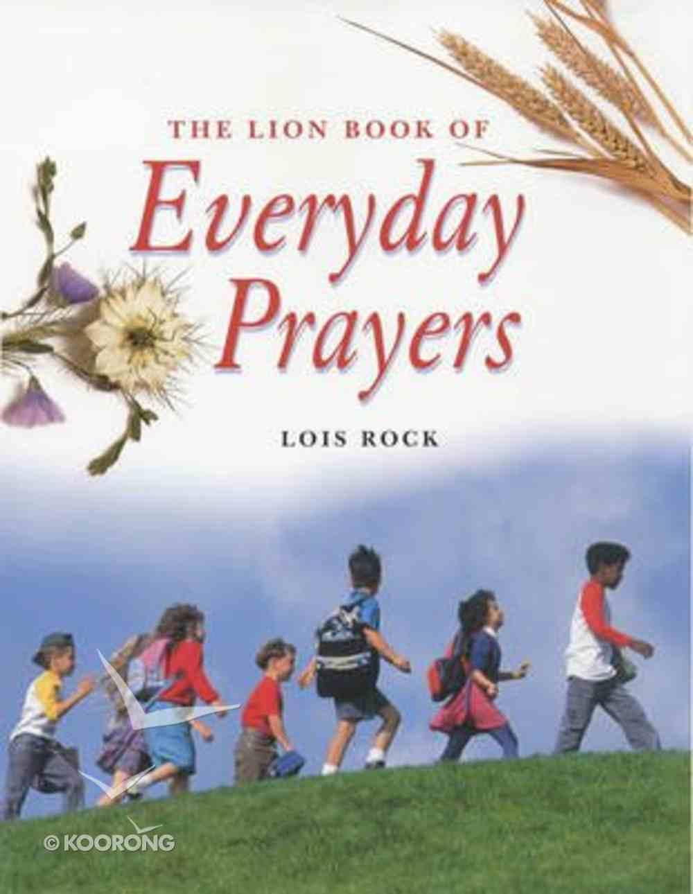 The Lion Book of Everyday Prayers Hardback