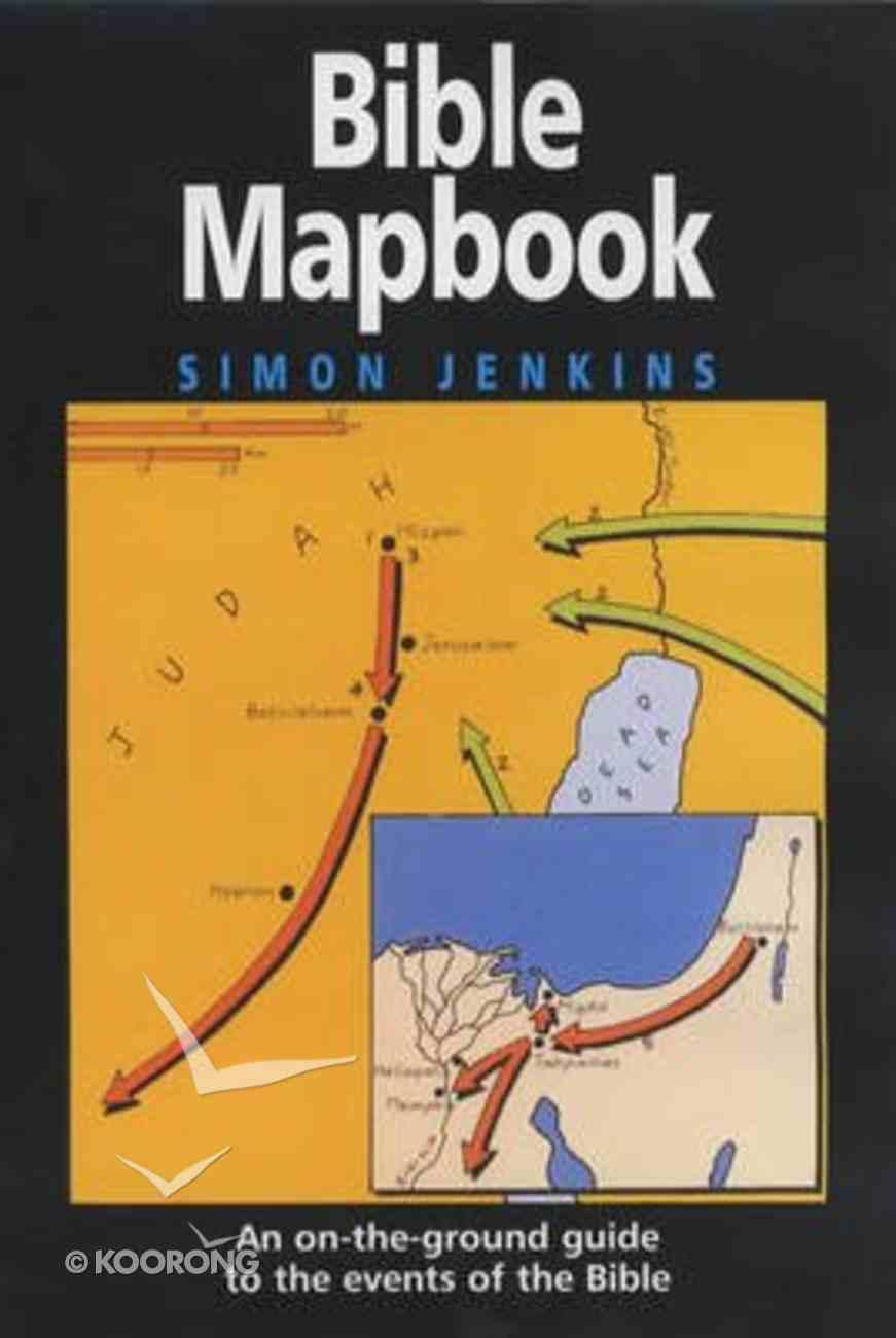 Bible Mapbook Paperback
