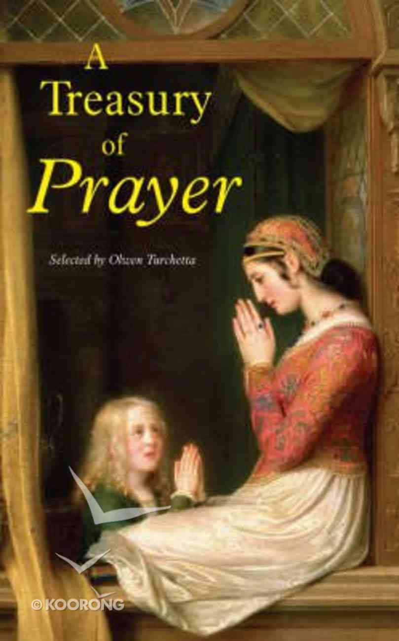 A Treasury of Prayer Hardback