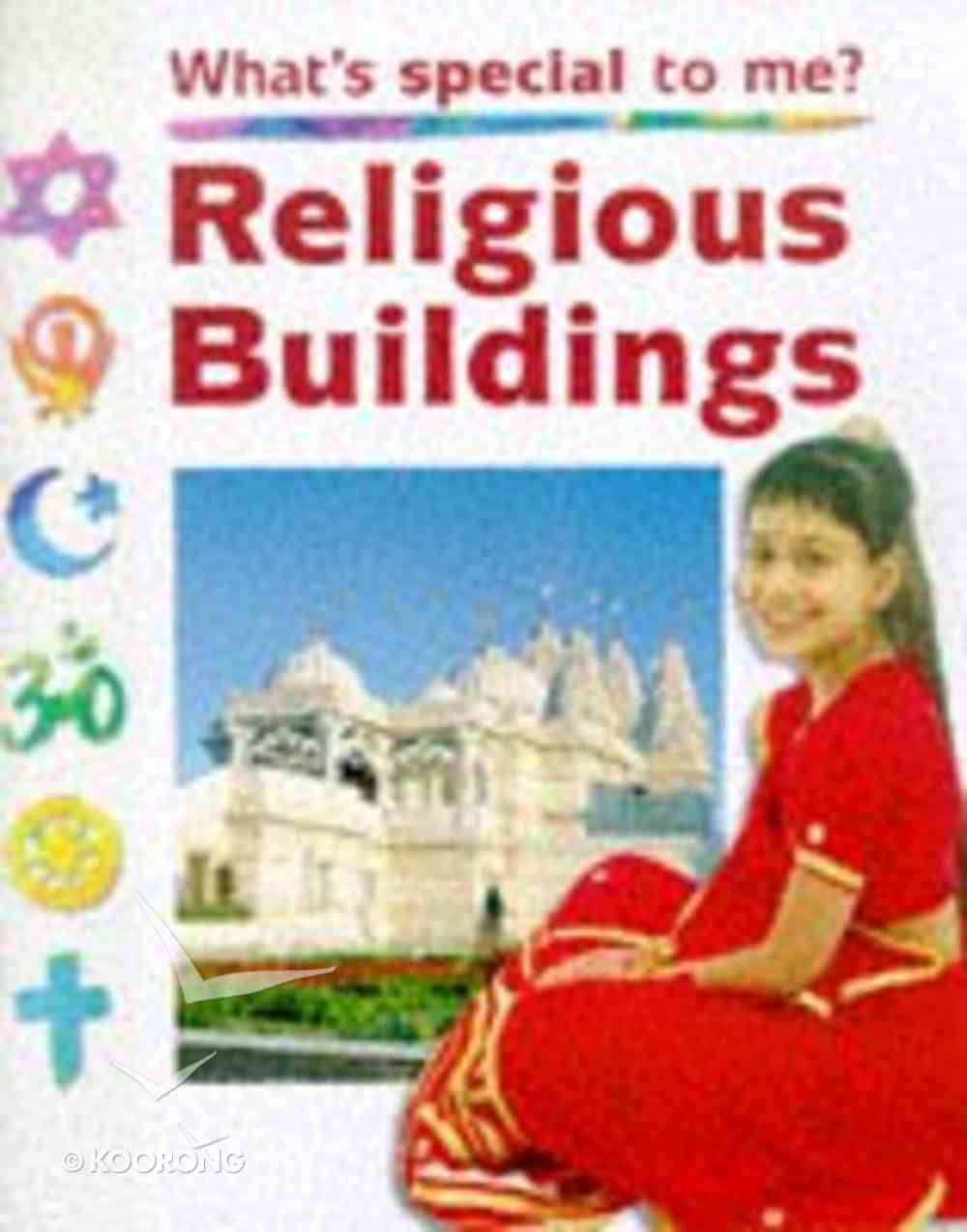 Religious Buildings (What's Special To Me? Series) Hardback