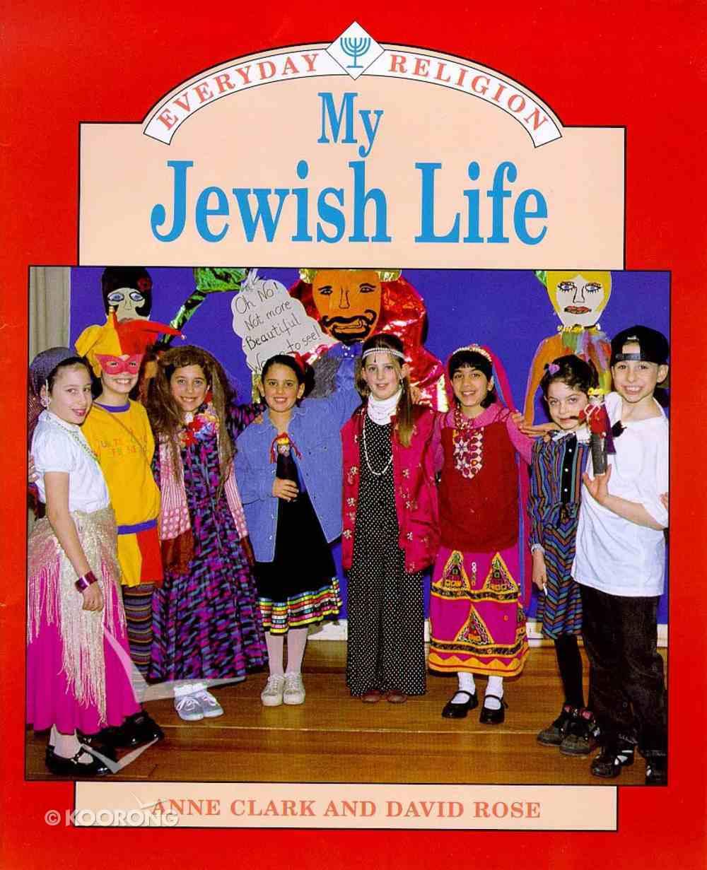 Everyday Religion: My Jewish Life Paperback