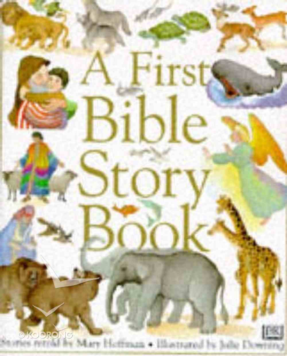 A First Bible Story Book Hardback