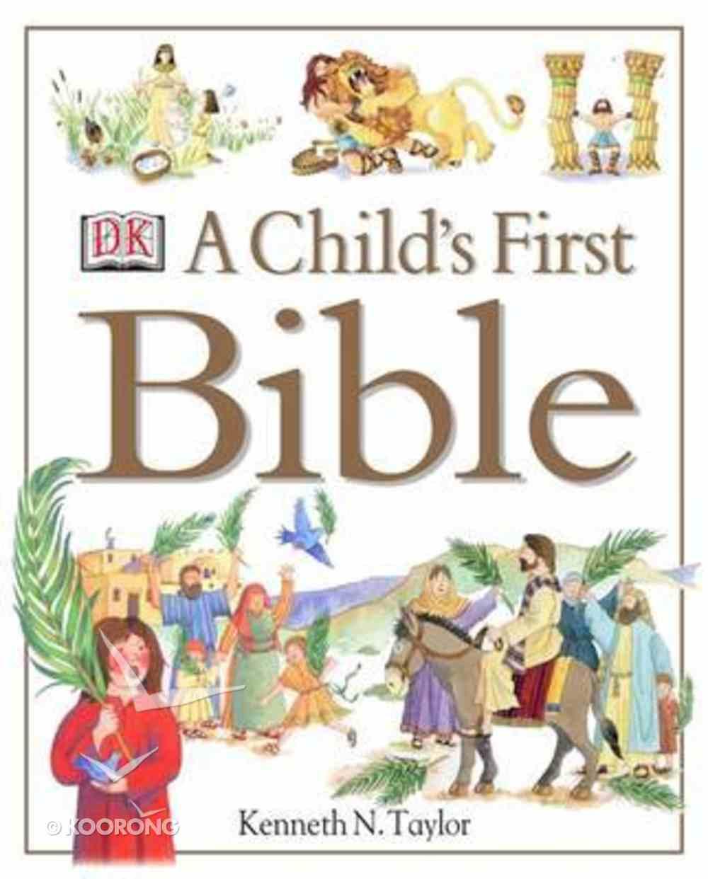 Child's First Bible Hardback