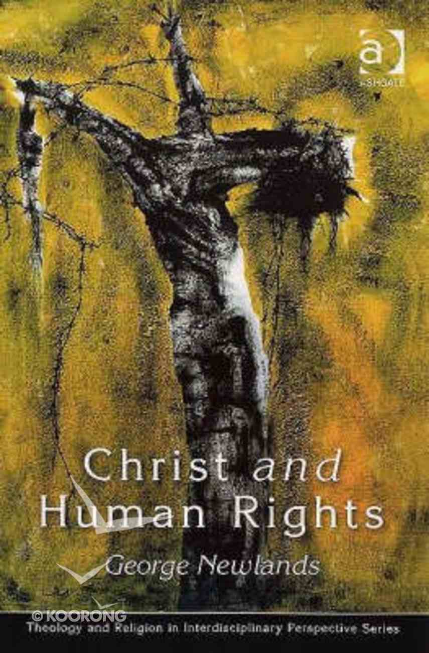 Christ and Human Rights Paperback