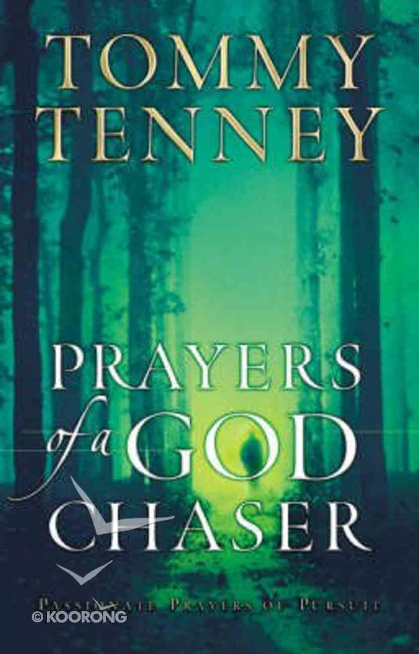 Prayers of a God Chaser Hardback