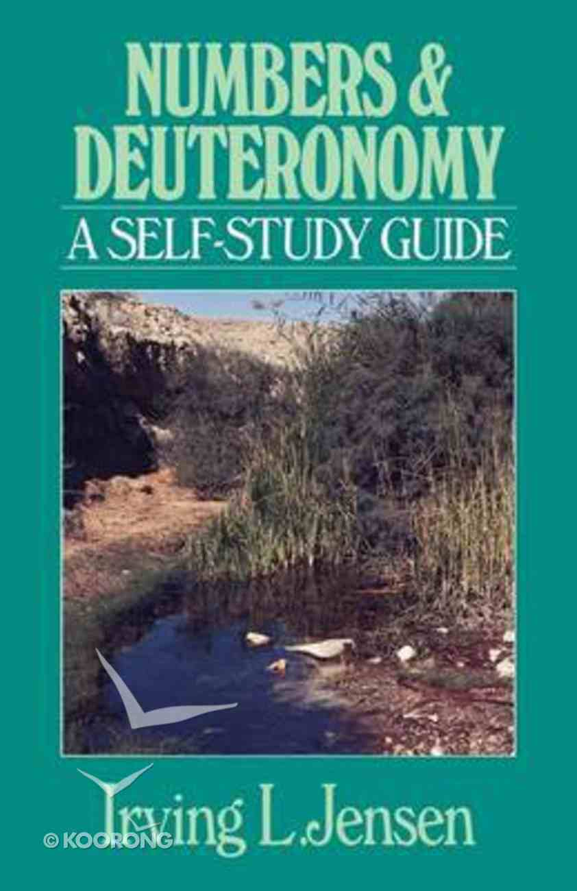 Self Study Guide Numbers & Deuteronomy (Self-study Guide Series) Paperback