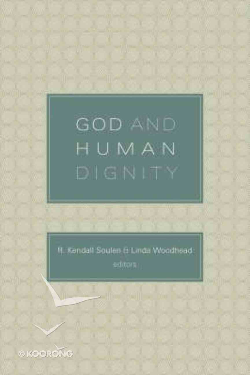 God and Human Dignity Paperback