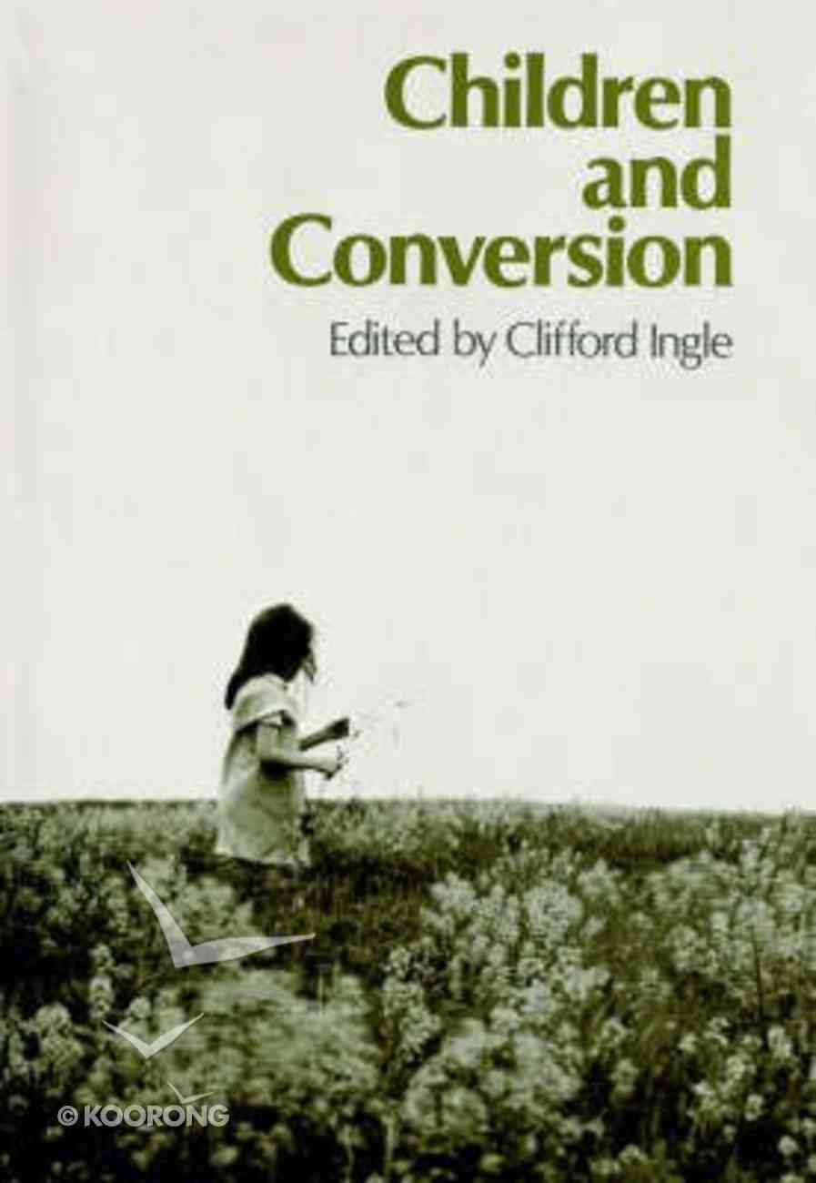 Children and Conversion Paperback