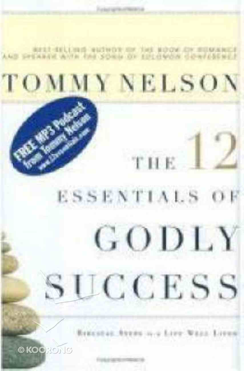 The 12 Essentials of Godly Success Paperback