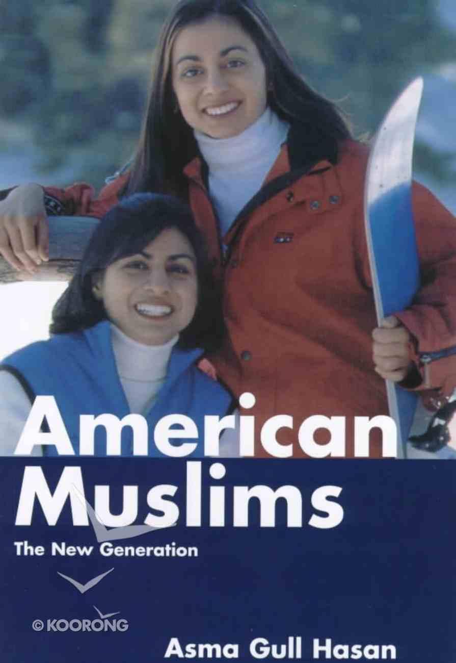 American Muslims Paperback