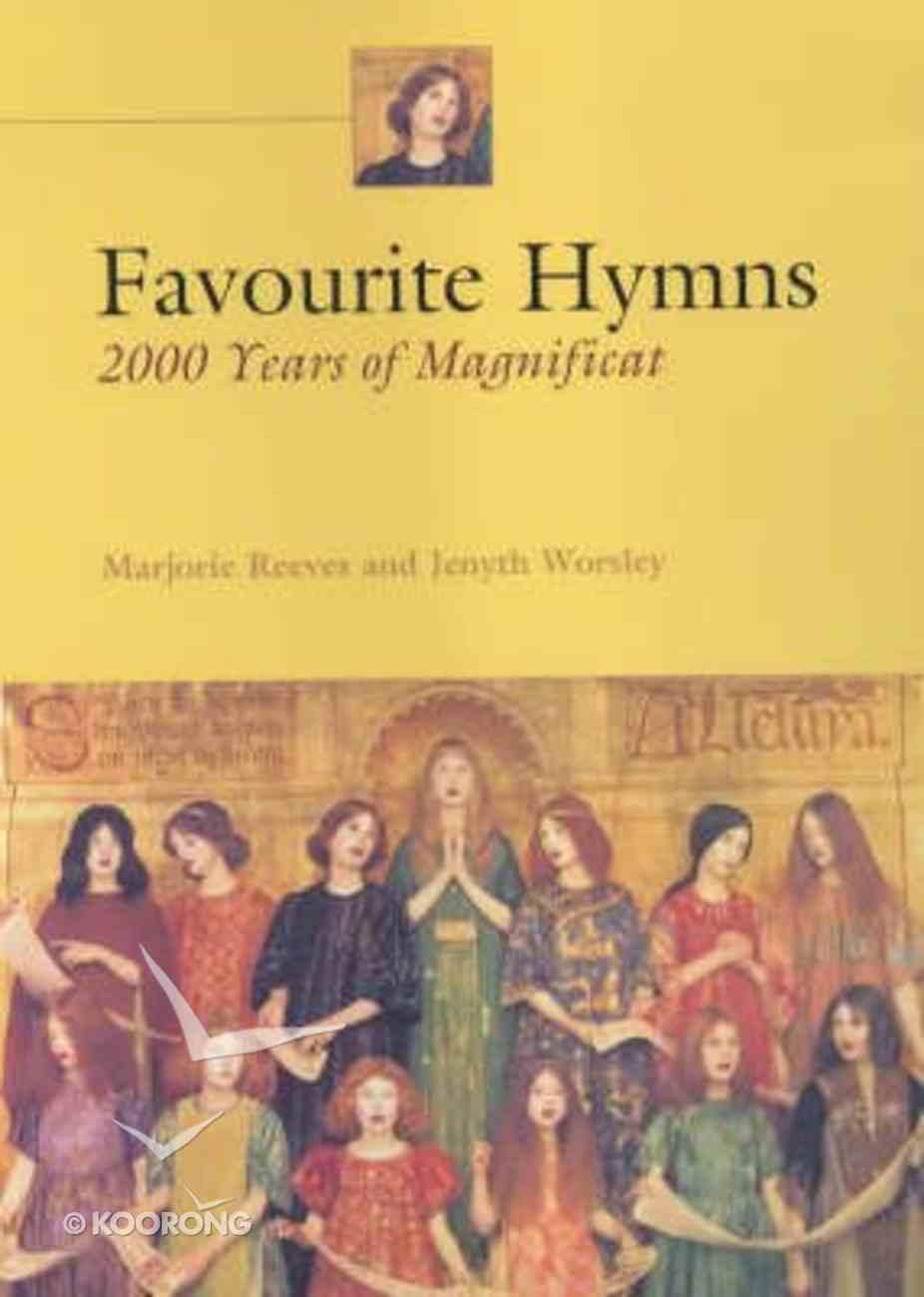 Favourite Hymns Hardback